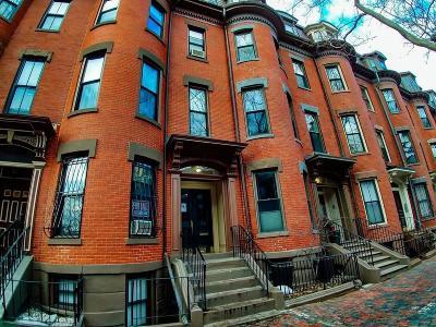 Boston Condo/Townhouse For Sale: 49 Warren Ave #G-1
