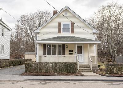 Taunton Multi Family Home Contingent: 142 Oak St