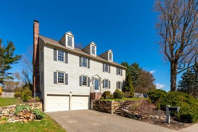 Framingham Single Family Home For Sale: 3 Reservoir Ridge