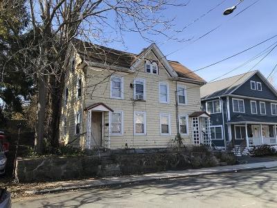 Single Family Home Under Agreement: 18-20 Cedar St #1