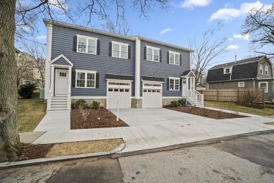 Arlington MA Single Family Home For Sale: $1,175,000