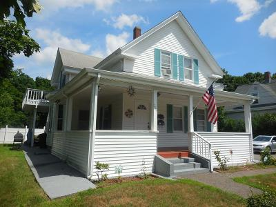 Stoughton Multi Family Home For Sale: 204 Park Street