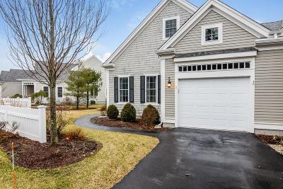 Bourne Condo/Townhouse For Sale: 1 Springbrook Ct #232