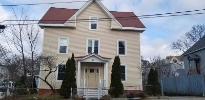 Lynn Multi Family Home Under Agreement: 63 High Rock St