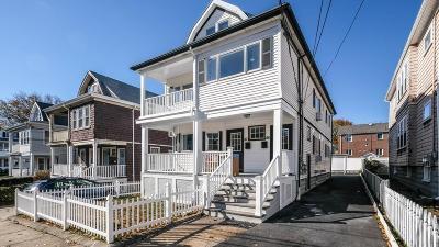 Somerville Multi Family Home For Sale: 65-67 Garrison