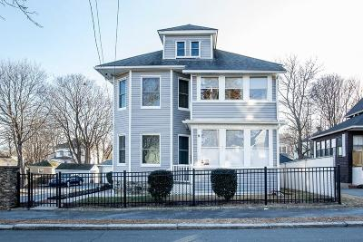 Methuen, Lowell, Haverhill Multi Family Home For Sale: 19 Lippold Street