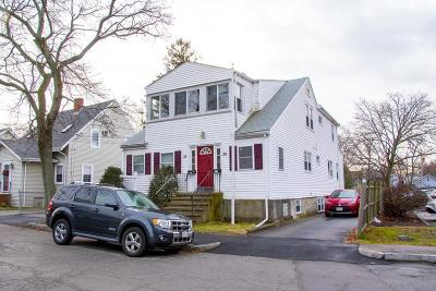 Quincy Multi Family Home For Sale: 35 Marshall St