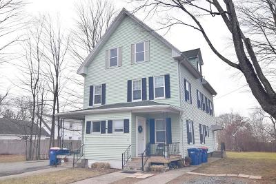 Seekonk Multi Family Home For Sale: 21 Bourne Ave