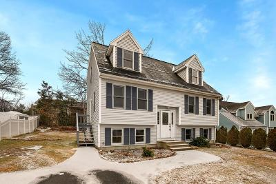 Methuen, Lowell, Haverhill Single Family Home For Sale: 50 Dowling Dr