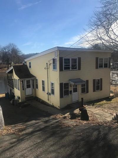 Millbury Single Family Home Under Agreement: 2 Shore Ter