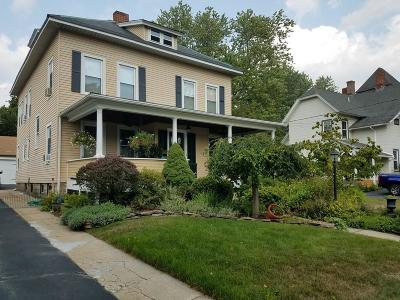 Palmer Single Family Home For Sale: 5 Highland St