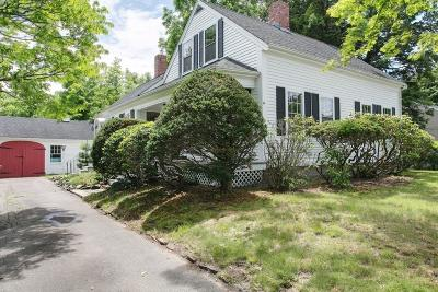MA-Plymouth County Single Family Home For Sale: 24 Mellen St