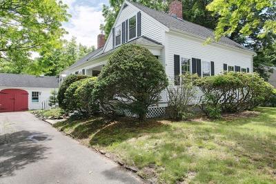 Rockland, Abington, Whitman, Brockton, Hanson, Halifax, East Bridgewater, West Bridgewater, Bridgewater, Middleboro Single Family Home For Sale: 24 Mellen St