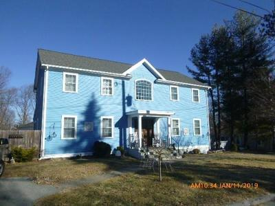 Worcester Single Family Home For Sale: 48 Carter Rd