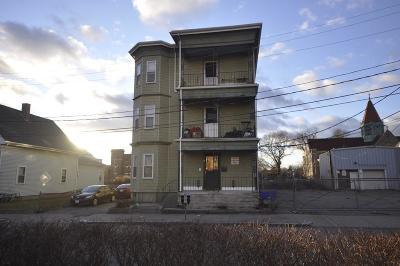 Brockton Multi Family Home For Sale: 19 Clinton Ave