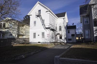 Brockton Multi Family Home For Sale: 109 Green