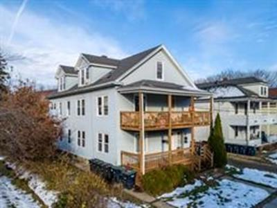 MA-Worcester County Commercial For Sale: 61-63 North St