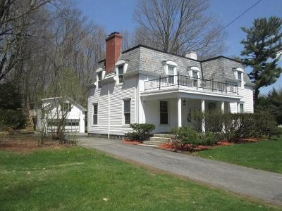 Dudley Single Family Home For Sale: 34 W Main St