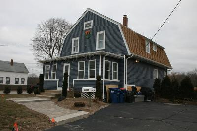 Seekonk Multi Family Home For Sale: 1568 Fall River