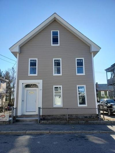 Methuen, Lowell, Haverhill Multi Family Home For Sale: 59 3rd Street