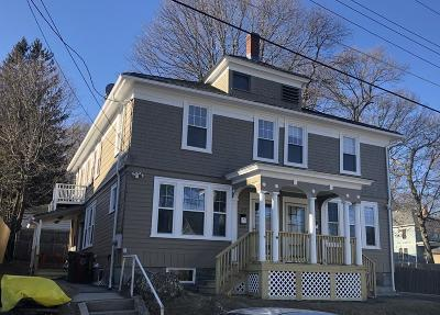Methuen, Lowell, Haverhill Multi Family Home For Sale: 85-87 Belrose Ave