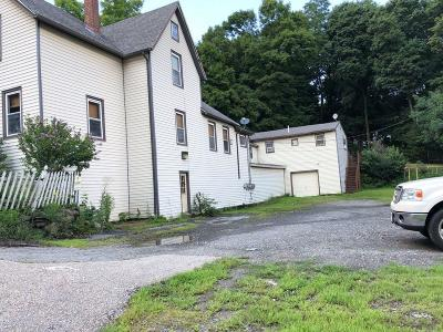 Worcester Multi Family Home For Sale: 15 Mount Vernon St