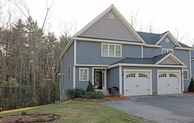 MA-Worcester County Condo/Townhouse Back On Market: 119 Dudley Rd #119