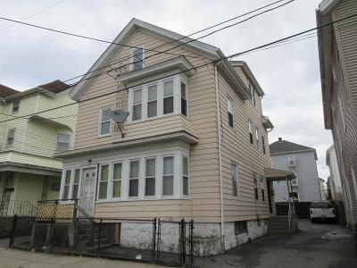 Fall River Multi Family Home For Sale: 90 Quequechan St