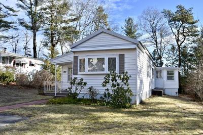 Wareham Mobile/Manufactured Contingent: 177 Pineview Terrace
