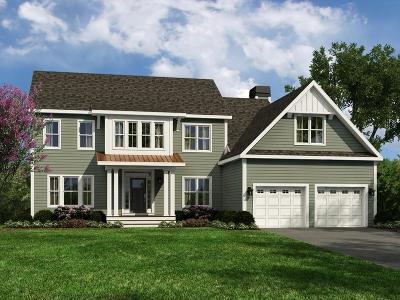 Wrentham Single Family Home For Sale: Lot 2 Lafayette