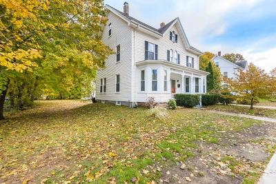 Billerica Single Family Home Price Changed: 398 Boston Rd