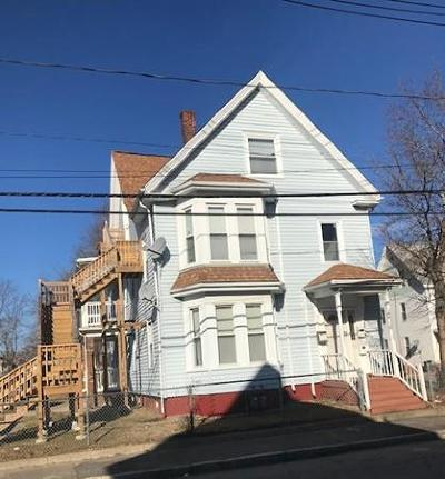 Brockton Multi Family Home Under Agreement: 34 Union St
