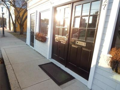 RI-Bristol County Commercial For Sale: 227 Thames