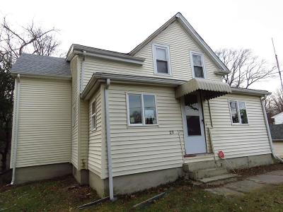 Cohasset, Weymouth, Braintree, Quincy, Milton, Holbrook, Randolph, Avon, Canton, Stoughton Single Family Home Extended: 27 Amelian Rd