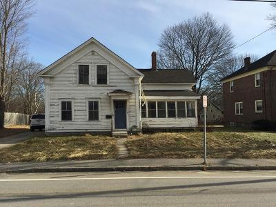Webster Single Family Home For Sale: 643 School St