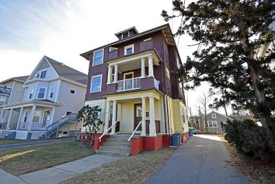 Attleboro Multi Family Home For Sale: 159 Park Street