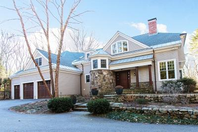 Lincoln Single Family Home For Sale: 136 & 132 Weston Road