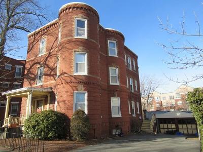 Arlington Multi Family Home Under Agreement: 1253 Massachusetts Ave