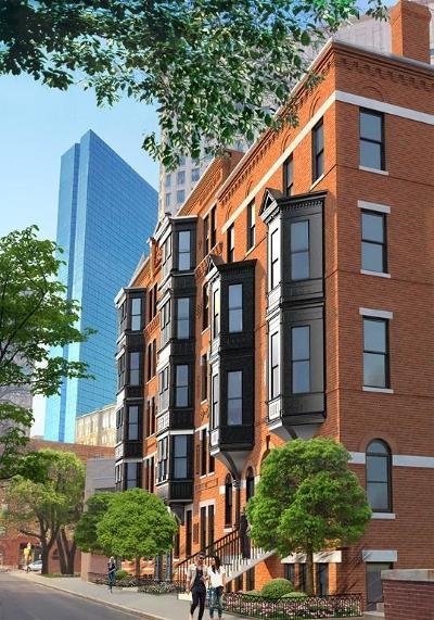 Boston Condo/Townhouse New: 25-29 Isabella St #3