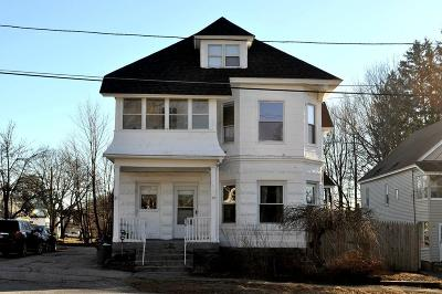 North Andover Multi Family Home Under Agreement: 19-21 Furber Ave