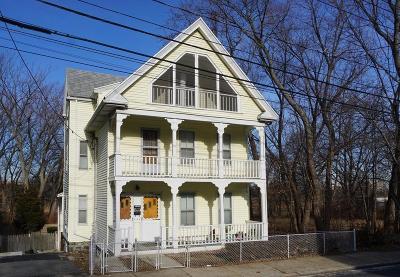 Boston Multi Family Home New: 325-327 Savin Hill Avenue