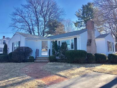 Waltham Single Family Home New: 105 Greer Street