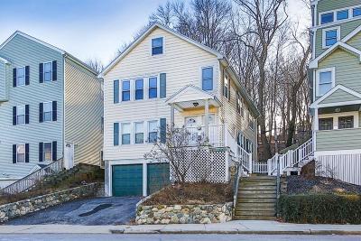 Boston Multi Family Home New: 16 Sachem Street