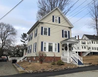 Haverhill MA Multi Family Home New: $399,900