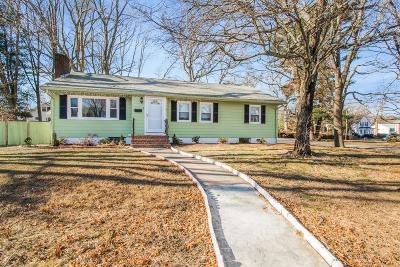 Brockton Single Family Home For Sale: 3 N Bassett Rd