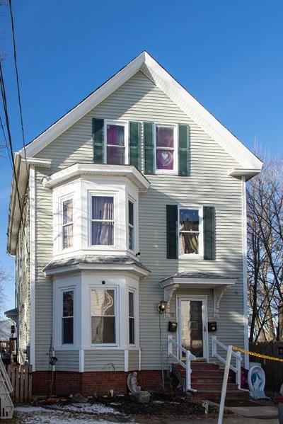Methuen, Lowell, Haverhill Multi Family Home Price Changed: 6 Kimball St