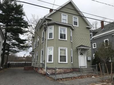 Haverhill MA Multi Family Home New: $369,900
