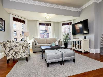 Condo/Townhouse Under Agreement: 7 Fairfield St #3
