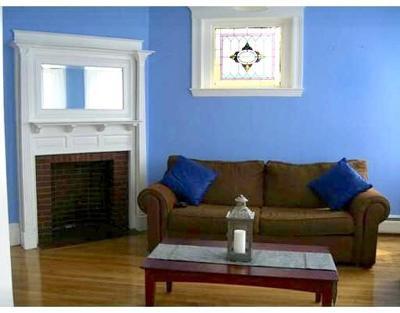 Cambridge Rental New: 315 Harvard Street #5