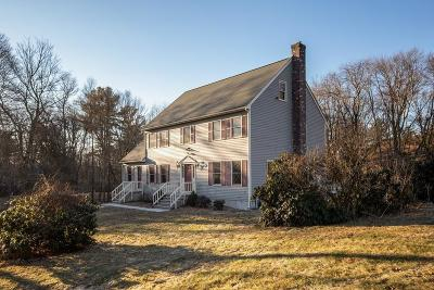 Holliston Single Family Home For Sale: 1803 Washington St.